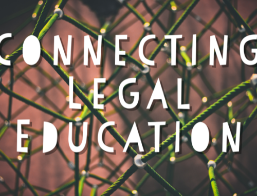 Connecting Legal Education: The Legal Design edition