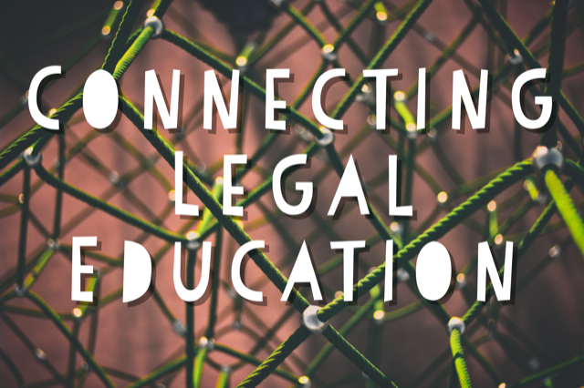 Connecting Legal Education #25 – Podcasting in legal education