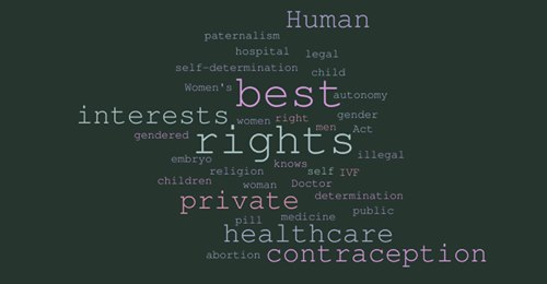 The Gendered Human Rights Syllabus? Uncovering Legal Academics' Views on Reproductive Rights in Legal Education